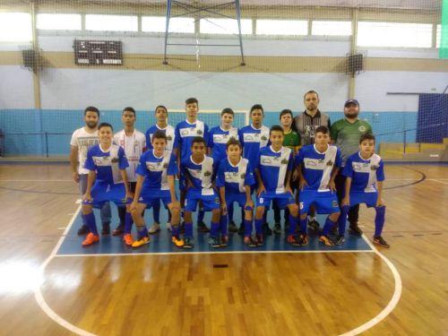 Equipe de futsal masculino B conquista medalha de bronze na Copa UNIMED
