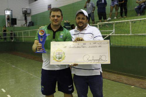 Termina a 6ª Copa Ângulo de Futsal Regional