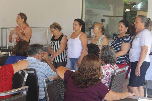 Confraternização Grupo Reviver