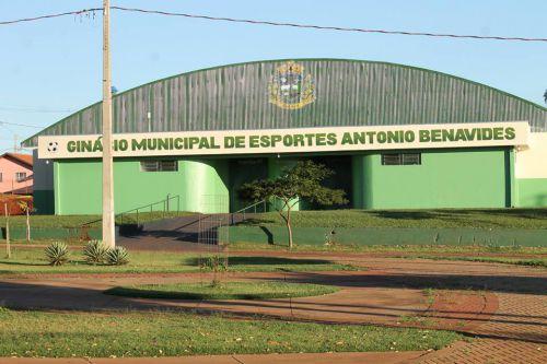 REFORMA GINÁSIO MUNICIPAL DE ESPORTES ANTONIO BENAVIDES