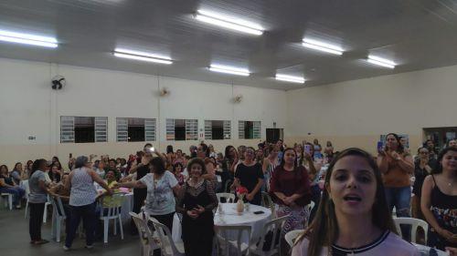 Prefeitura de Ângulo promove jantar em comemoração ao Dia das Mães