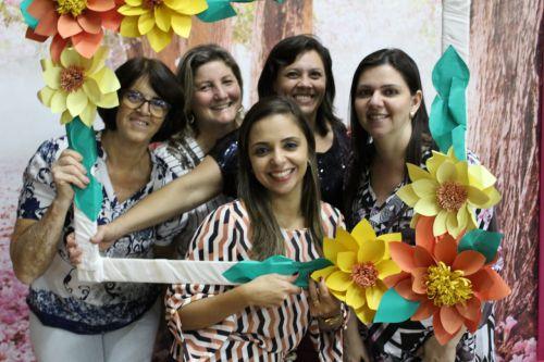 Jantar reúne 500 mães em Ângulo