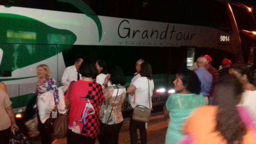 Grupo Reviver viaja para Guaratuba