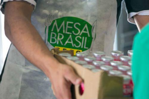 ÂNGULO RECEBERÁ DOAÇÕES DO MESA BRASIL - SESC