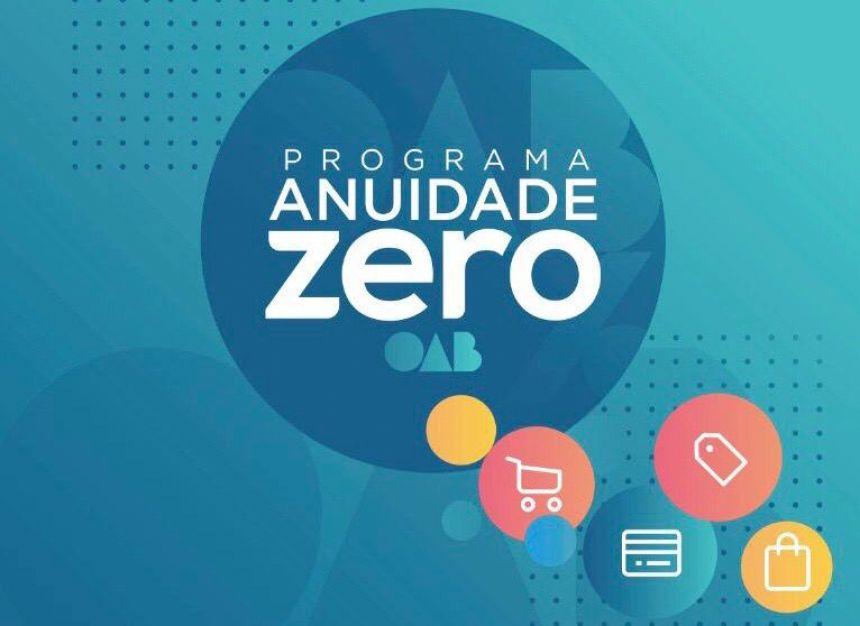OAB Paraná adere ao programa Anuidade Zero