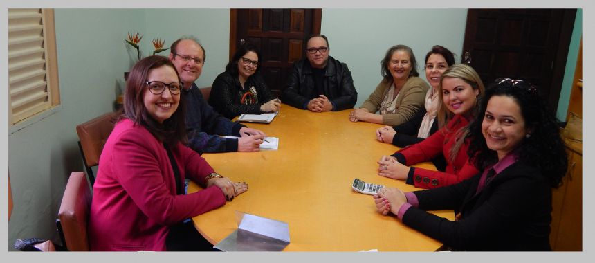 Reunião com a Comissão da Mulher Advogada da OAB/PR Subseção de Campo Mourão