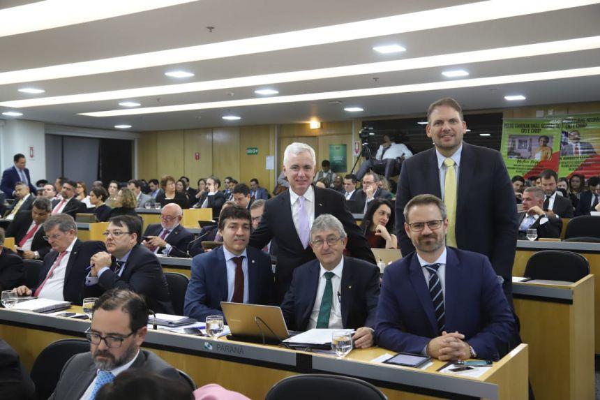 OAB Paraná acompanha votação para escolha de representantes da Ordem no CNJ e no CNMP