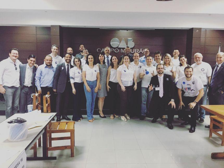 Renato Fernandes é reeleito presidente da Subseção