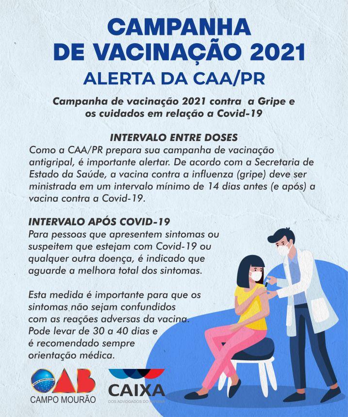 Campanha de Vacinação 2021