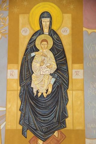 Missa da Santa Mãe de Deus - 2013