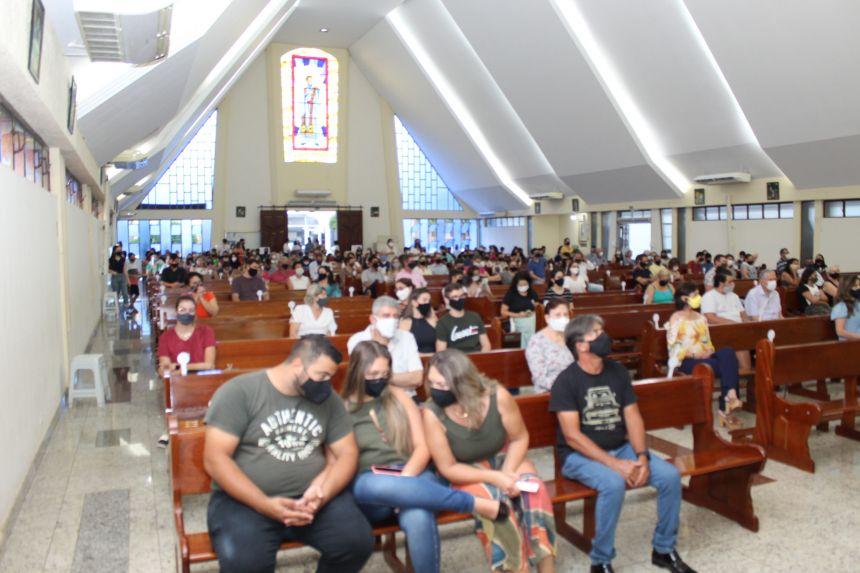Missa de Cinzas e Abertura CF 2021 - Parte II