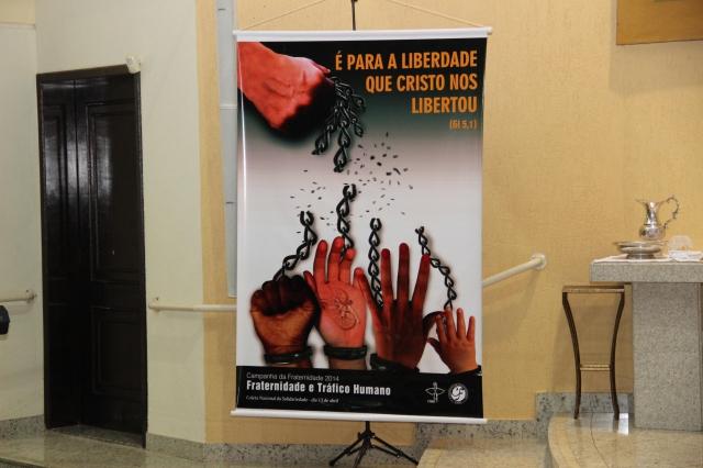 Quarta-feira de Cinzas – Abertura da Campanha da Fraternidade