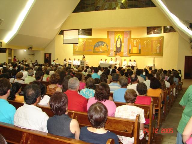 Missa de Natal - 2005