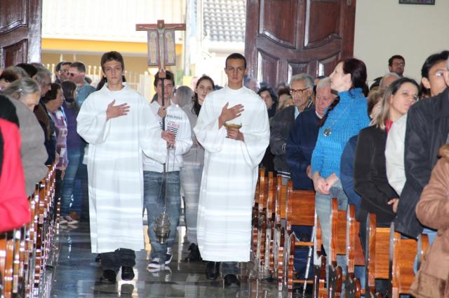 Corpus Christi 2012 - Galeria 04 - Missa e Procissão