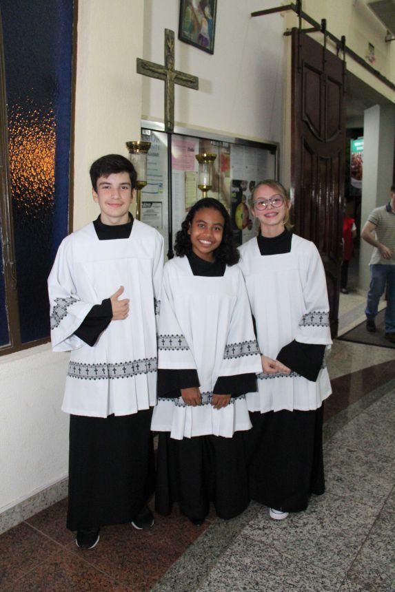 Missa Da Catequese Infantil
