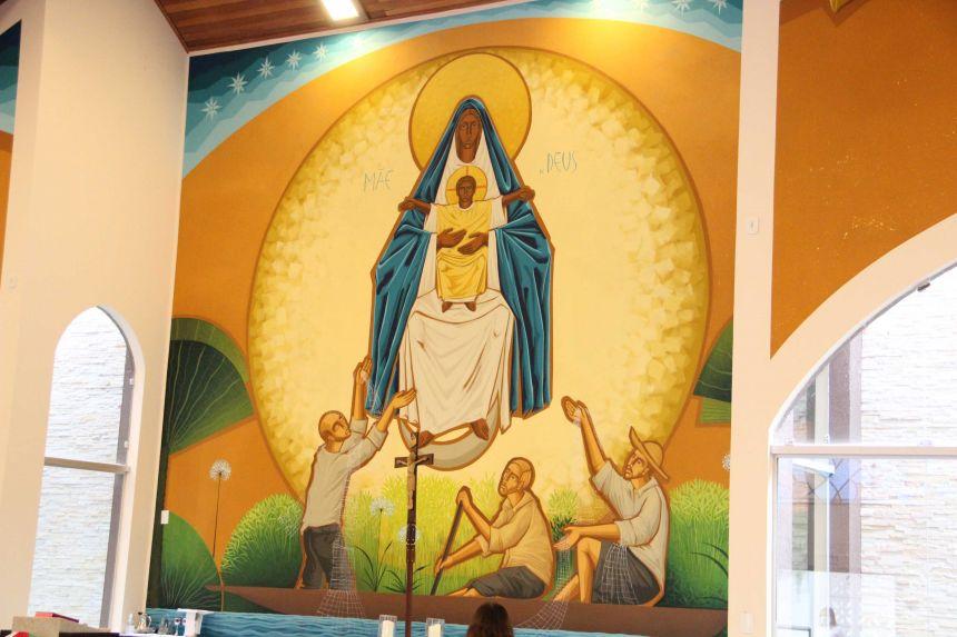 Segundo dia Tríduo - Maria Exemplo de Fé e Virtude
