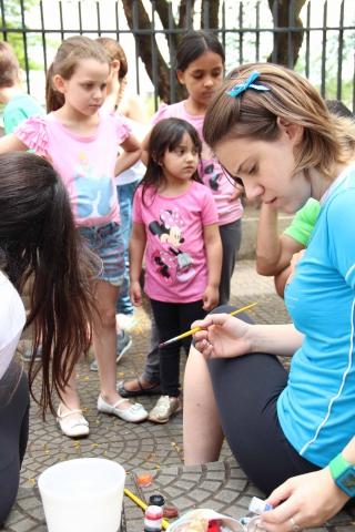 Festa do Dia das Crianças Comunidades Nossa Senhora Aparecida