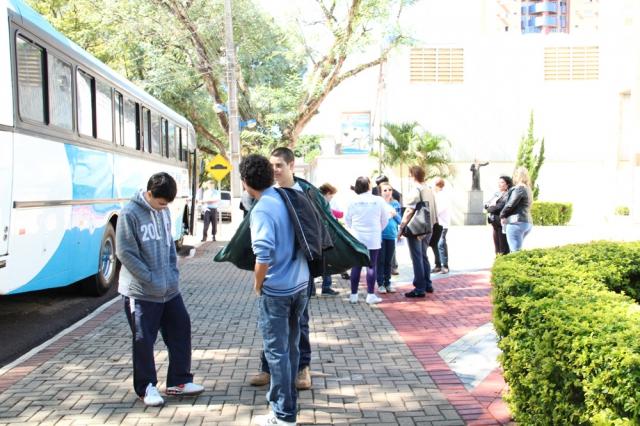 A 23ª Romaria do Trabalhador promovida pela Arquidiocese de Maringá