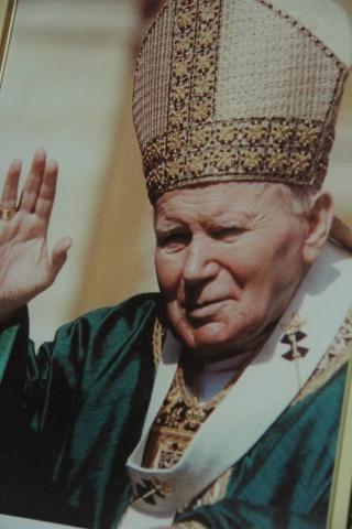 Missa cominidade Sao Papa Joao Paulo II