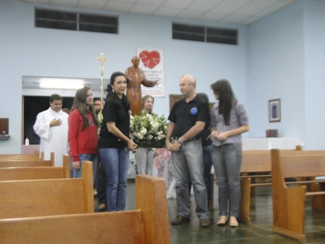 Missa - Capela SÃO MAXIMILIANO KOLBE(Dia do Padroeiro) Após a missa até as 24h VIGÍLIA PELAS FAMÍLIAS com EXPOSIÇÃO DO SANTÍSSIMO