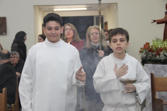 Santa Missa – Capela São Maximiliano – 20h – Pe. Lucas e Pe. Reginaldo
