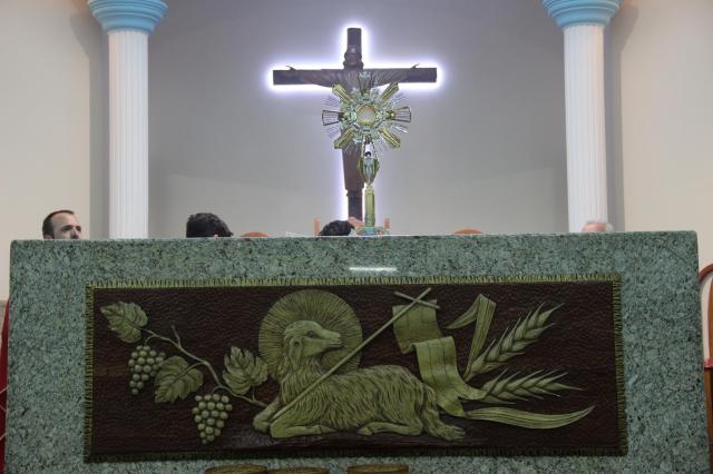 Semana da Família – Vigília às famílias – 21h-24h – Capela São Maximiliano Kolbe/Jd. Tabaetê