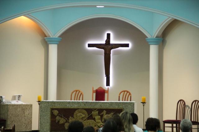 Missa de São Maximiliano Maria Kolbe 2015