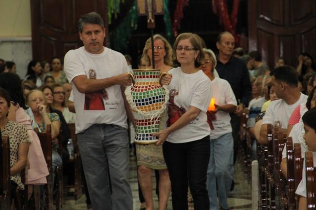 PRIMEIRO DIA DA NOVENA DO MENINO JESUS DE PRAGA - GALERIA 01