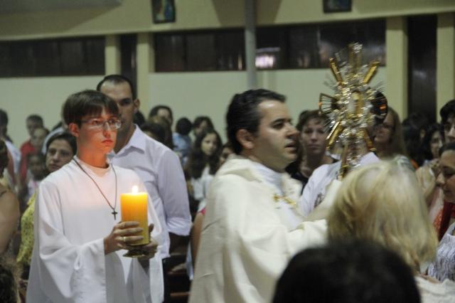 Adoração e despedida Padre Reginaldo Teruel - Galeria de fotos 02