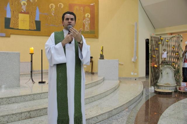 SEGUNDO DIA DA NOVENA DO MENINO JESUS DE PRAGA - GALERIA 01