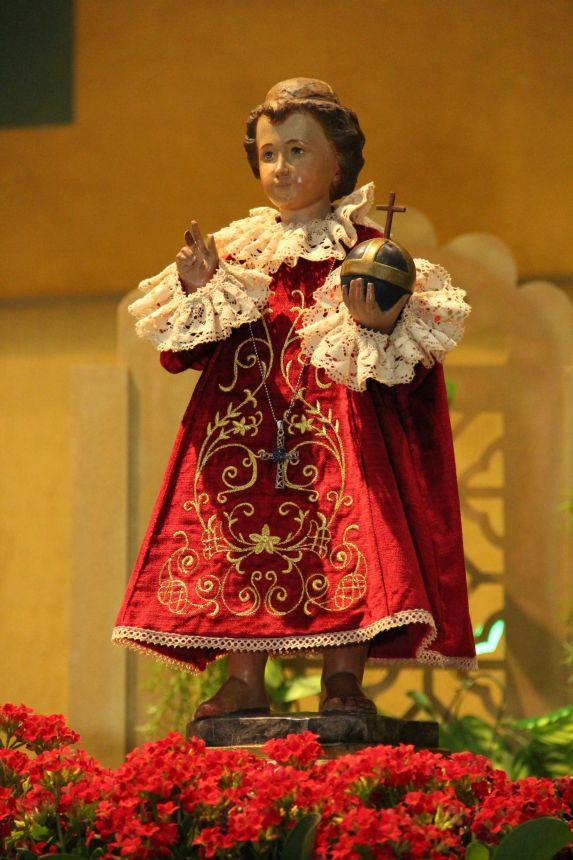 Primeiro dia da Novena ao Menino Jesus de Praga