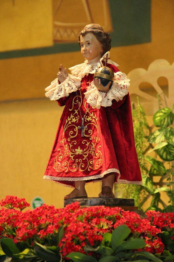 Segundo dia da Novena ao Menino Jesus de Praga - Idosos