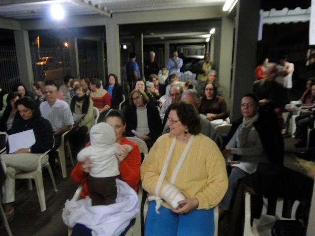 Missa na comunidade São Leonardo Murialdo – dia do Padroeiro da Comunidade São Leonardo