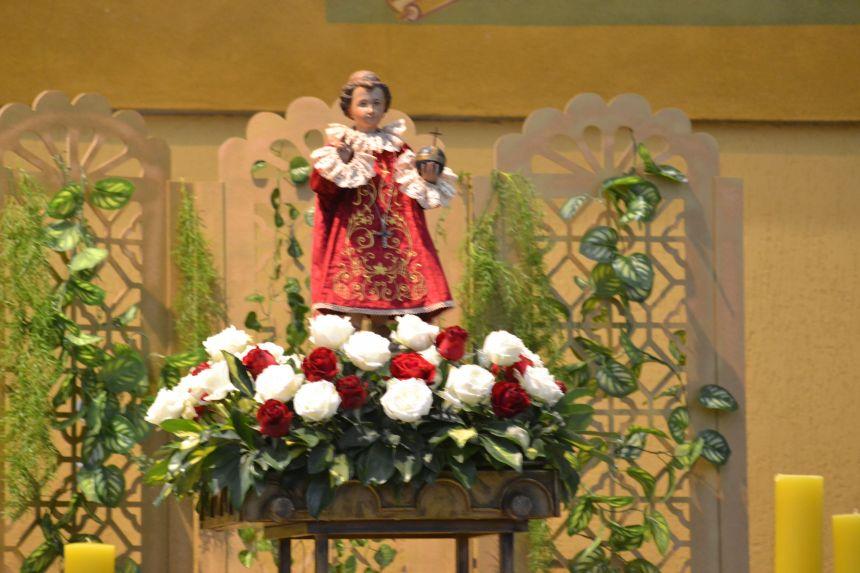 Terceiro dia da Novena do Menino Jesus de Praga - Jovens