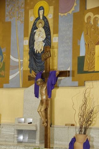 Missa e Abertura da CF 2015 - Quarta-feira de Cinzas