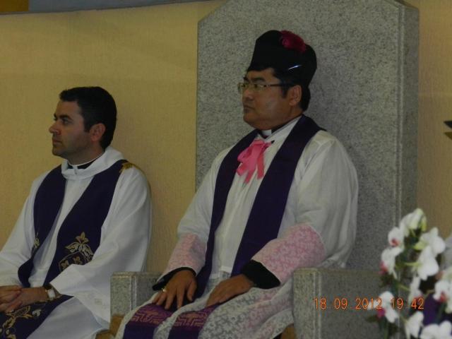 Santa Missa e 3º dia da Novena do Menino Jesus de Praga