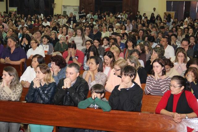 3º DIA DA NOVENA DO MENINO JESUS DE PRAGA - 2013