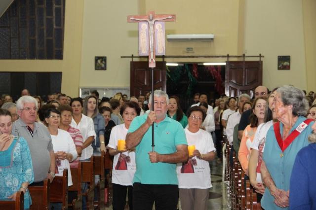 QUARTO DIA DA NOVENA DO MENINO JESUS DE PRAGA - GALERIA 01