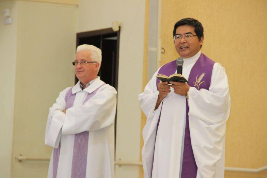 Confissão Comunitária, Peregrinação até a Catedral e Missa Penitencial para Ano Santo na Catedral às 15h.