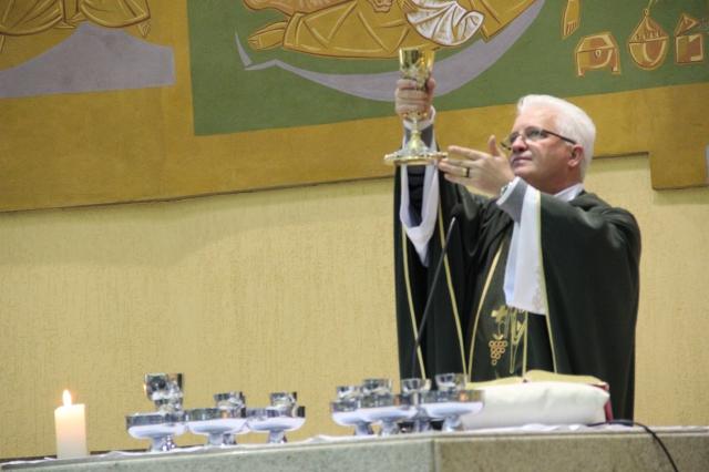 Santa Missa e renovação dos votos dos Ministros Leitores da Paróquia Menino Jesus de Praga e São Francisco Xavier