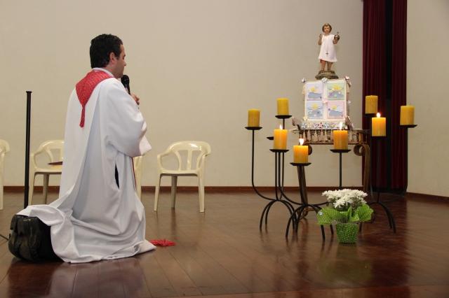5º DIA DA NOVENA DO MENINO JESUS DE PRAGA - 2013