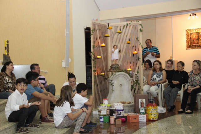 SEXTO DIA DA NOVENA DO MENINO JESUS DE PRAGA - GALERIA 01