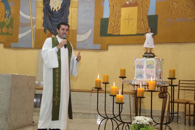 6º DIA DA NOVENA DO MENINO JESUS DE PRAGA - 2013