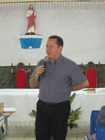 Formação Diocesana da Pastoral Familiar com o tema  - Familia, Trabalho e Festa