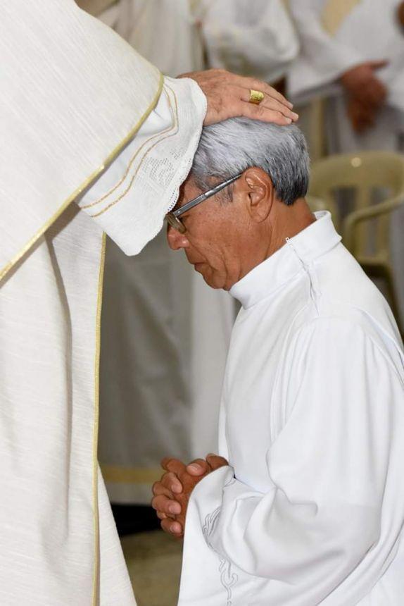 Ordenação Diaconal  - Jorge Yamashita