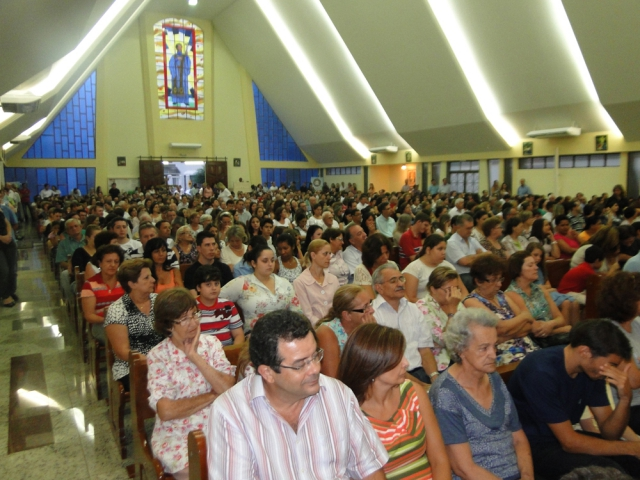 Missa Quarta-feira de Cinzas - 2012