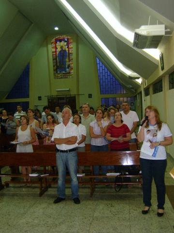 Formação - Campanha da Fraternidade - 2012