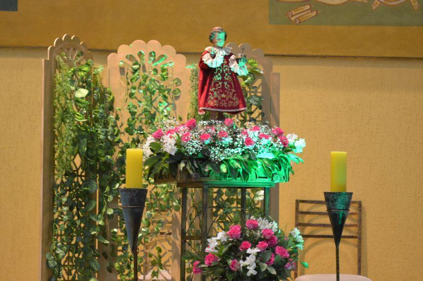 Novena do Menino Jesus de Praga - Coroação