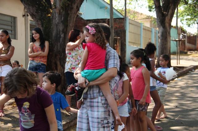 festa das Crianças Comunidade nossa Senhora Aparecida