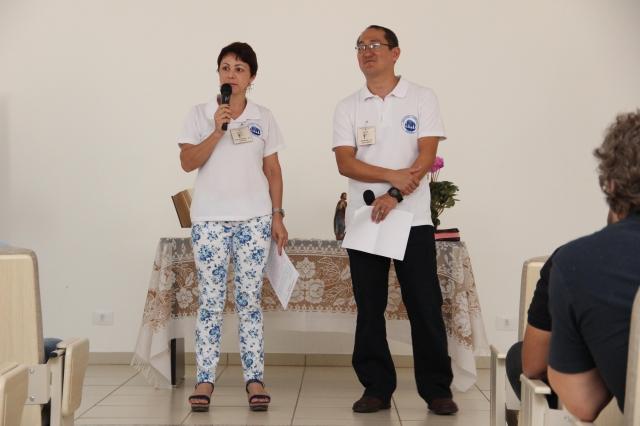 Encontro de preparação para a vida Matrimonial - Segundo Dia - 26-04-2014